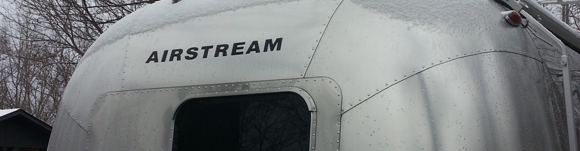 Surviving Snow and Ice in an Airstream