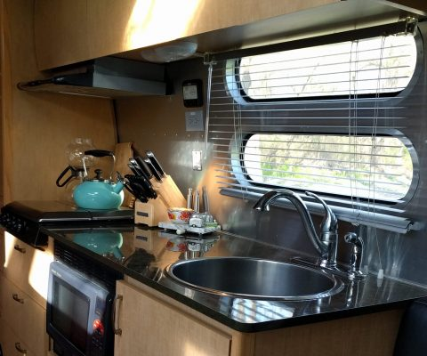 Our Airstream: Photo Tour