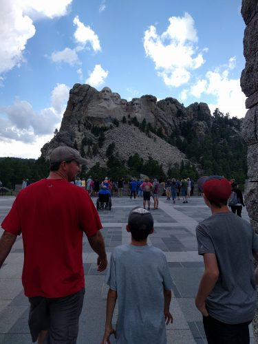 Mt. Rushmore and Badlands